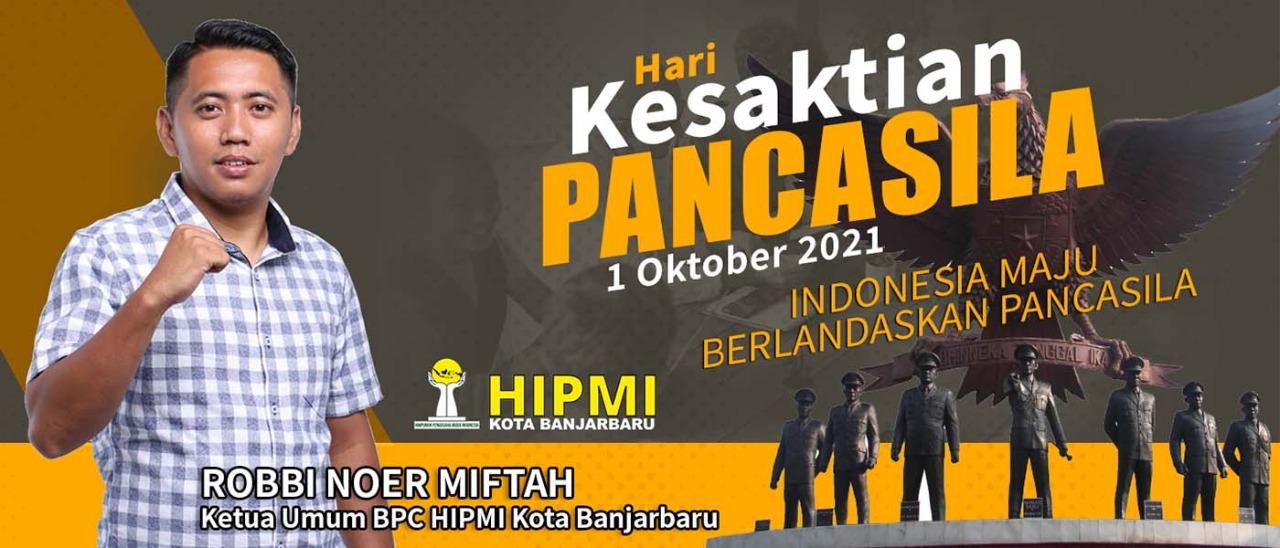 Hari Kesaktian Pancasila - HIPMI