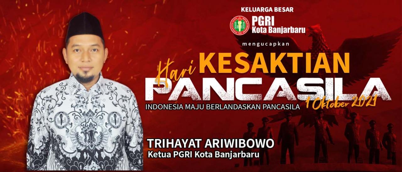 Hari Kesaktian Pancasila - PGRI