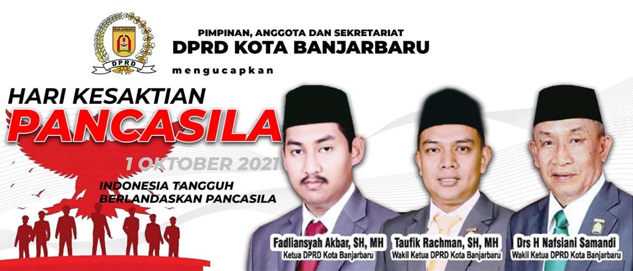 Hari Kesaktian Pancasila - DPRD
