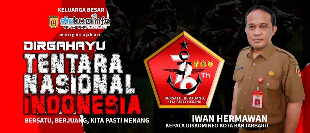 Dirgahayu TNI - Kominfo