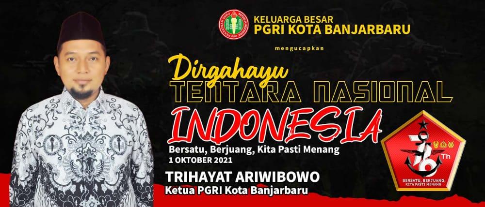 Dirgahayu TNI - PGRI