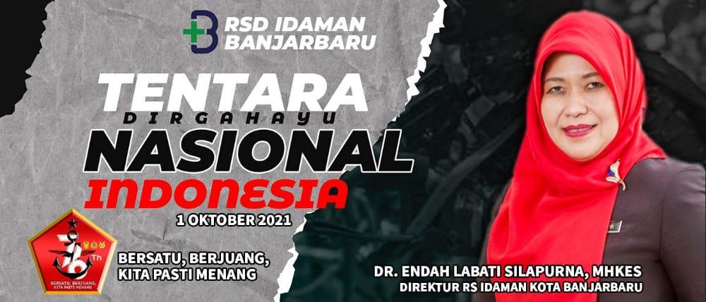 Dirgahayu TNI - RSDI